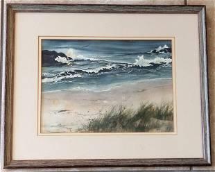 Will Henry Stevens Watercolor/Paper