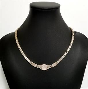Amazing 925 Sterling Mother of Pearl Set