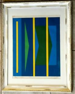 "Amazing Enrique Riveron ""Calusa"" Serigraph"