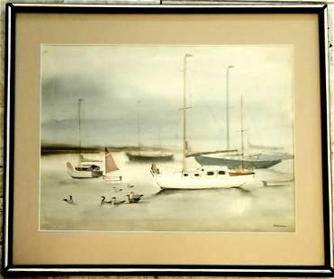 Amazing Howard Schroeder Watercolor Paper