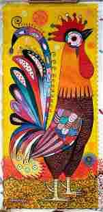 Amazing Carlos Rivero Acrylic Canvas
