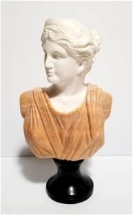 Amaizng Diana 3 Colors Marble Bust