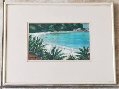 Amazing Robert Eskridge Watercolor Paper