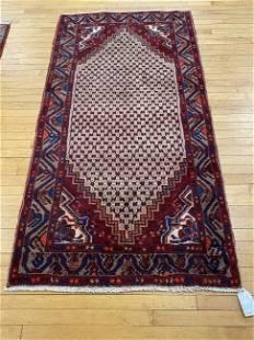 Antique Persian Oriental Carpet
