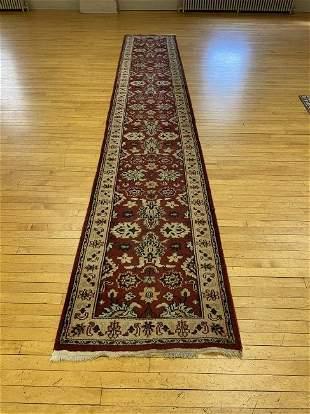 Vintage Oriental Runner Carpet