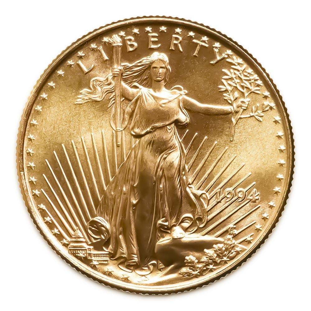 1994 American Gold Eagle 1oz Uncirculated