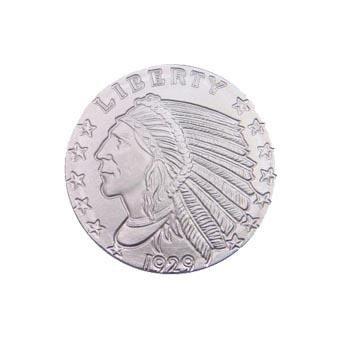 Silver Bullion 1/4 oz Round .999 Fine (Random Design)