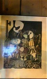 """Pablo Picasso """"Claude Et Paloma"""""""