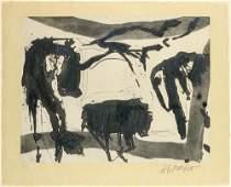 Schumacher, Emil Ohne Titel (Komposition).