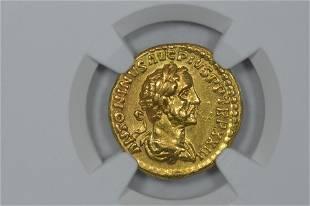 Roman Empire. Antoninus Pius (138-161 AD, 6.57 grams)