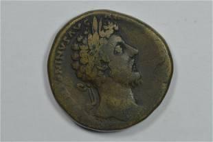 Rome, Empire. Marcus Aurelius as Augustus