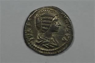 Rome, Empire. Julia Domna (193-217 AD) Silver Denarius
