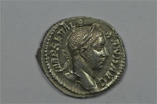 Rome, Empire. Severus Alexander (222-235 AD) Silver