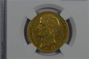 France AN XI-A Gold 40 Francs