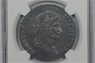 German States, Westphalia. 1812-C Taler