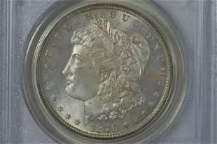 $1.00 Silver 1879-S PCGS MS66