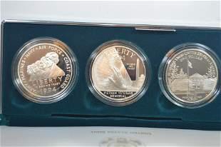 U.S. Modern Commemoratives. 1994 U.S. Veterans