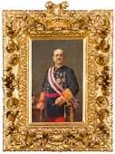 RICARDO LÓPEZ CABRERA Retrato del General José