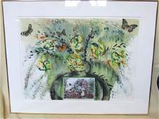 53 Salvador Dali signed and ed 218250 lithograph fro