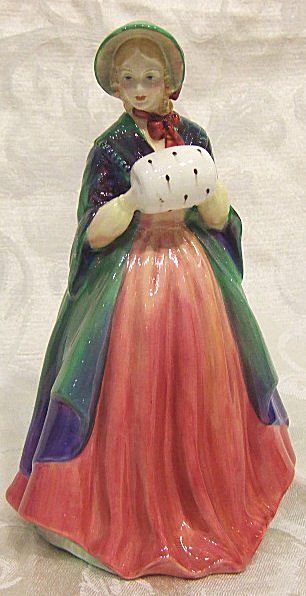 """423: Paragon China figurine """"Lady Christine"""" in excelle"""