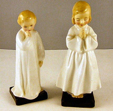 "10: 2 Royal Doulton figurines, Bedtime # 1978, 6"" & Dar"