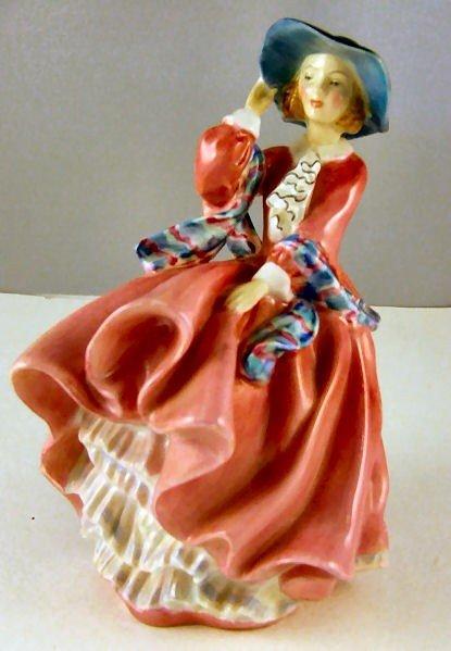 "11: Royal Doulton figurine ""Top  o' the Hill"", HN 1269,"