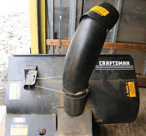 48X: Craftsman snow blower attachment, model 842.240722 - 3