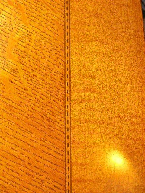 17H: Alexander Julian inlaid sideboard, four drawers, 6 - 4