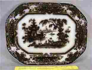 Corean mulberry platter, very good condition, some