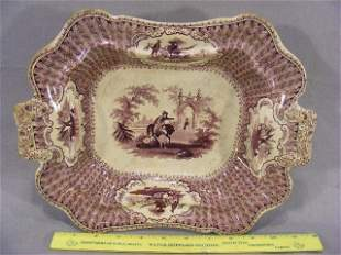 Podmore & Walker light mulberry open bowl Olympa p