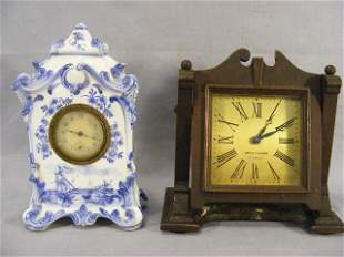 China case New Haven clock together with Seth Thom