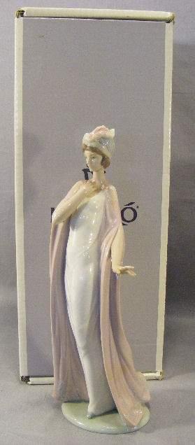 Lladro figurine #6403 first quality, mint in box