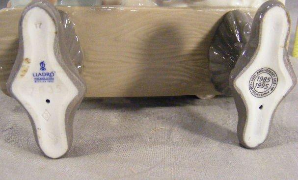 16Q: Lladro figurine #7635 first quality mint in box - 3