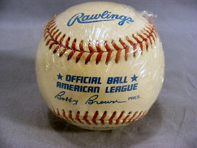 98B: Signed Ted Williams baseball, in protective cover  - 3