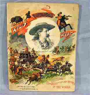 Buffalo Bill's Wild West and Congress of Rough Rid