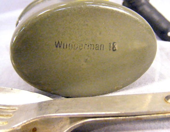 50R: German WWII mess kit with cup & folding fork/spoon - 7