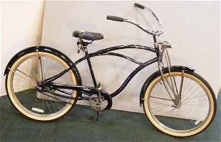 Dyno-Glide bicycle, corrosion on chrome, original