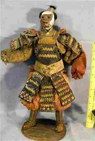 Antique Japanese doll - as is