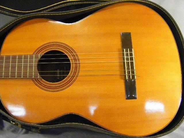 56L: Yamaha G-50A guitar in case - 2