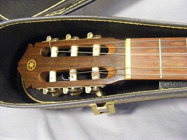 56L: Yamaha G-50A guitar in case - 3