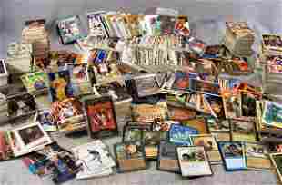 Sports cards, Hockey, Basketball, Rockcards (AC/DC,
