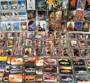 Trading cards. 1991 Vette Set by Collect-A-Card Co