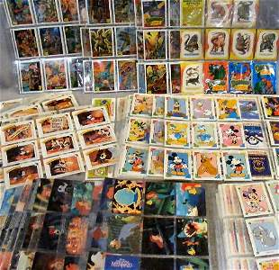 Disney Collector cards by Impel, (Favorite Stories