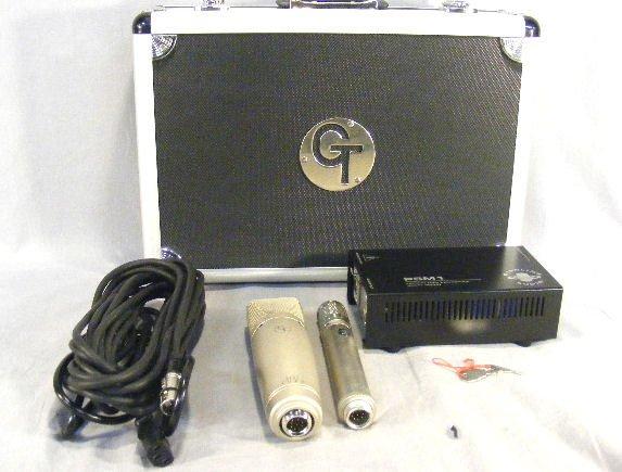 47J: Groove Tubes GT67 Studio Tube Condenser  Microphon