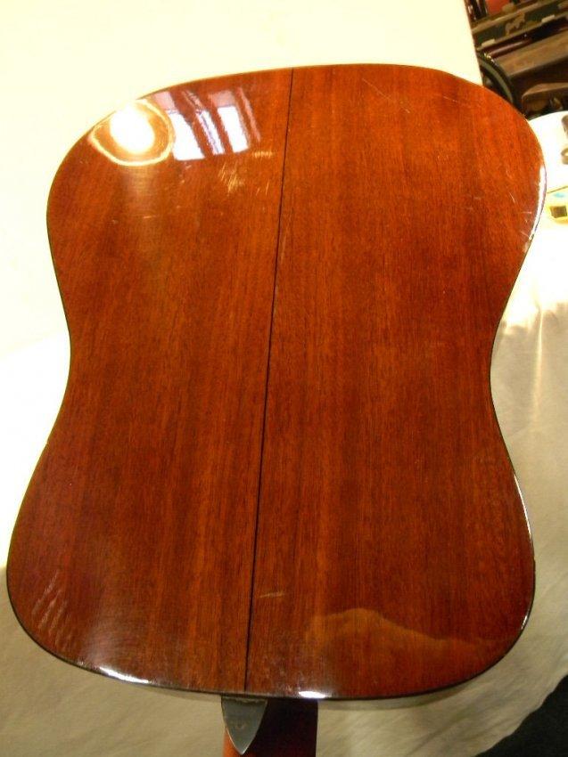 257y sigma 12 string guitar dm12 3 serial number sk97 lot 257y. Black Bedroom Furniture Sets. Home Design Ideas