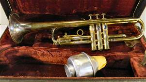 Estate FE Olds  Son Studio Model trumpet no dents