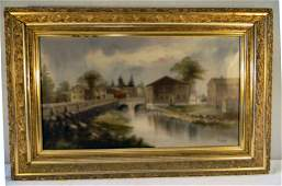 Pauline Meyer Colyar American 18731928 oil painting
