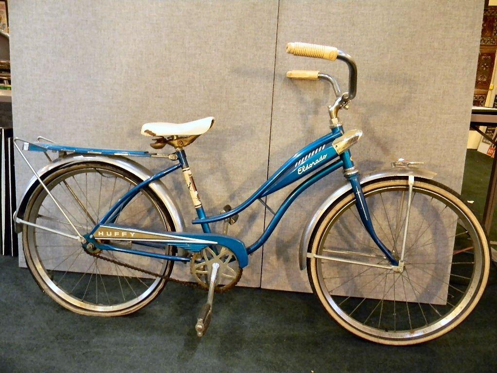 Vintage Huffy Eldorado girls bicycle