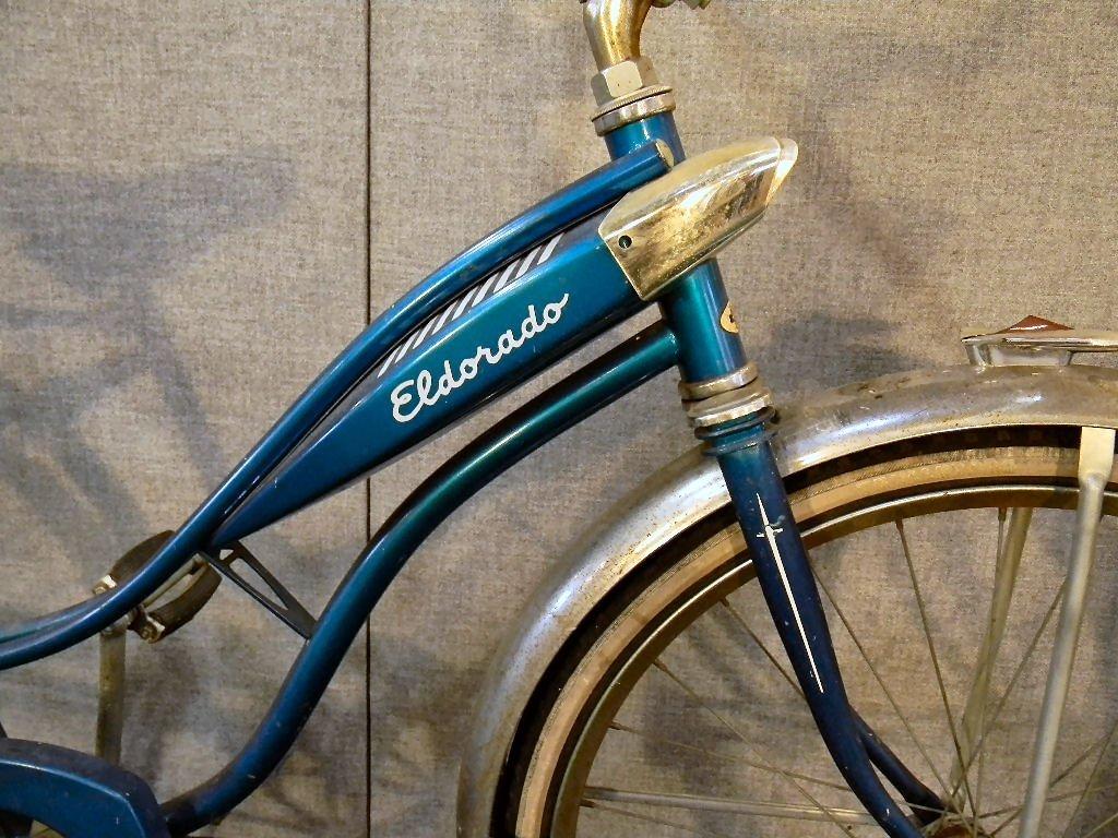 Vintage Huffy Eldorado girls bicycle - 2