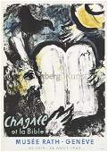 MARC CHAGALL   Witebsk 1887  1985 Vence Mo239se